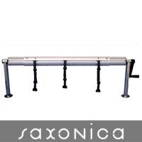Pool Aufrollvorrichtung / 2 x Festmontage / 410-570 cm