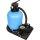 Rechteck Pool 600 x 300 x 150 cm EPS 40 | Starter-Set | inkl.Vlies und Poolfolie blau | ausgebildete Ecken