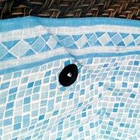 Frame Pool Rechteck 5,49 x 2,74 x 1,32 m | Außen...