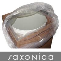 Stahlwand für Ovalpool 916 x 460 x 120 cm - Pool...