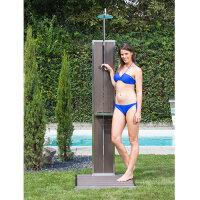 Pool Dusche Gartendusche BAHAMA - Kaltwasser